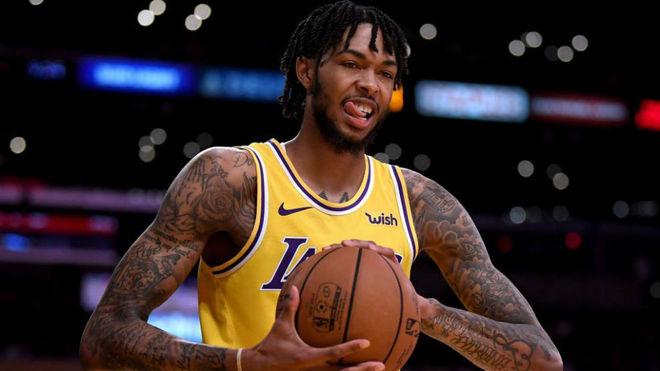 Brandon Ingram, héroe primer triunfo de los Lakers en pretemporada