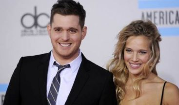 Michael Buble anuncia retiro de la música; representantes lo desmiente