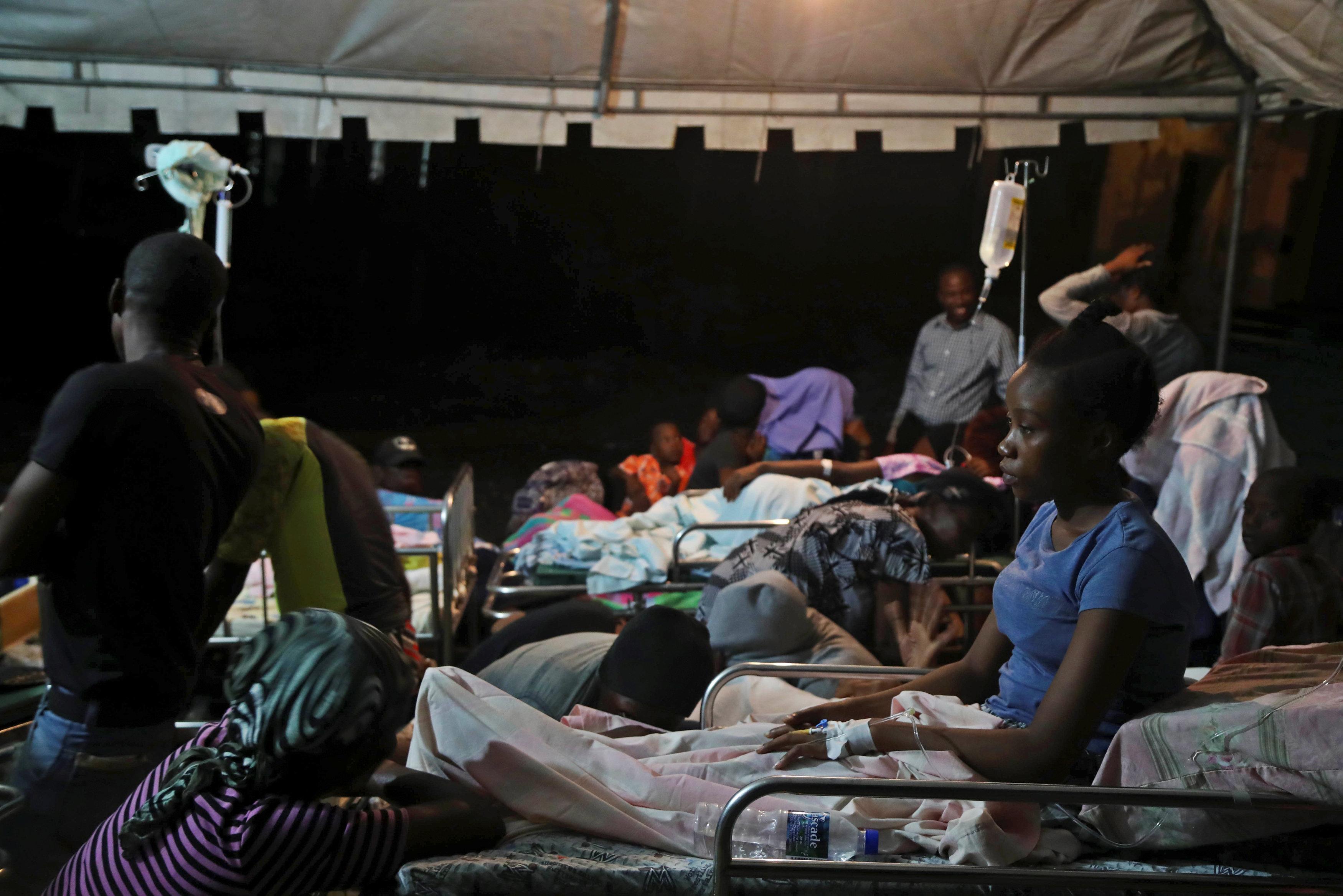 Se elevan a 15 los muertos y a 333 los heridos en Haití por sismo