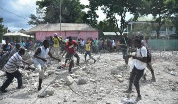 Aumenta a 17 la cifra de muertos en Haití por el terremoto