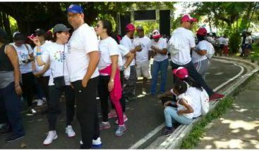 Caminata esclerosis múltiple busca hacer conciencia en la población