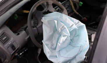 Llaman a reparación bolsas de aire TAKATA de vehículos Honda y Acura