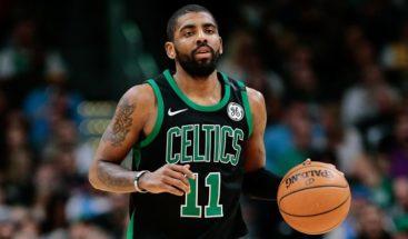 Kyrie Irving firmará otra temporada con los Celtics de Boston