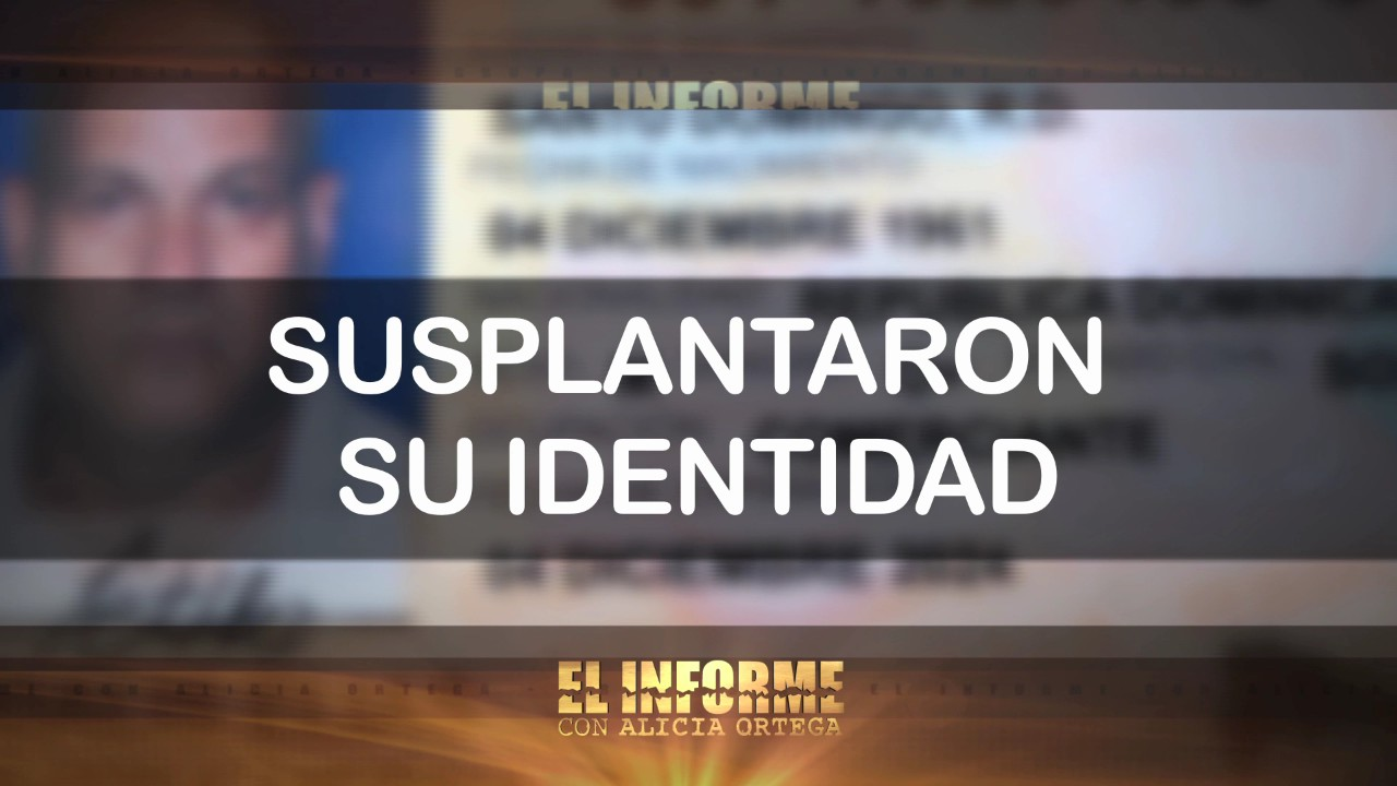 ¡En un calvario! viven dos víctimas de robo de identidad