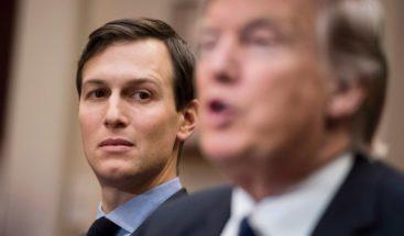 Yerno de Trump y su compañía evaden pago de impuestos, dice el NYT