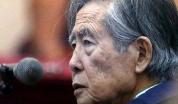 Gobierno peruano observa ley que habilita liberación de Alberto Fujimori