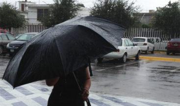 Pronostican pocas lluvias para este lunes