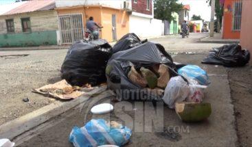 Residentes en Dajabón se quejan por cúmulo de basura