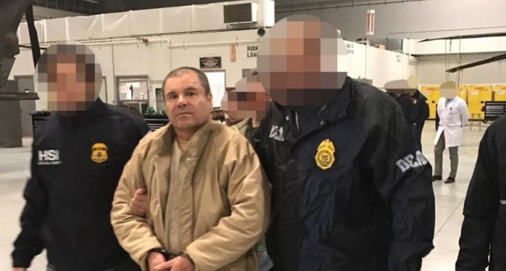 El Chapo comparece ante Corte por última vez antes del inicio del juicio