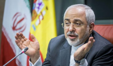 Canciller iraní propone a Riad mejorar juntos la seguridad regional