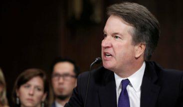 Republicanos piden investigar si una acusación a Kavanaugh fue falsa