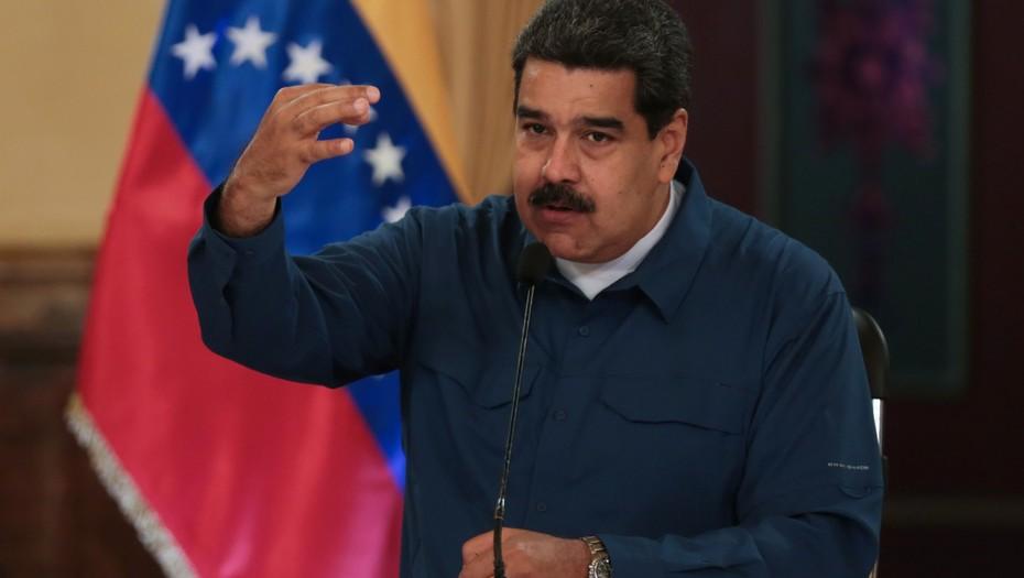 Maduro dice Casa Blanca dio