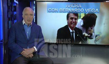 Bernardo Vega: ¿Surgirá un Bolsonaro derechista y antidemocrático en RD?