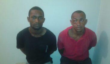 Dos presuntos delincuentes se salvan de morir linchados en Las Terrenas
