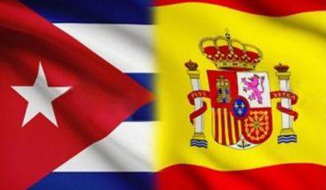 España constata voluntad de ampliar y fortalecer relaciones con Cuba