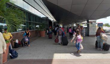 Venezolanos retornan a su país a través de plan