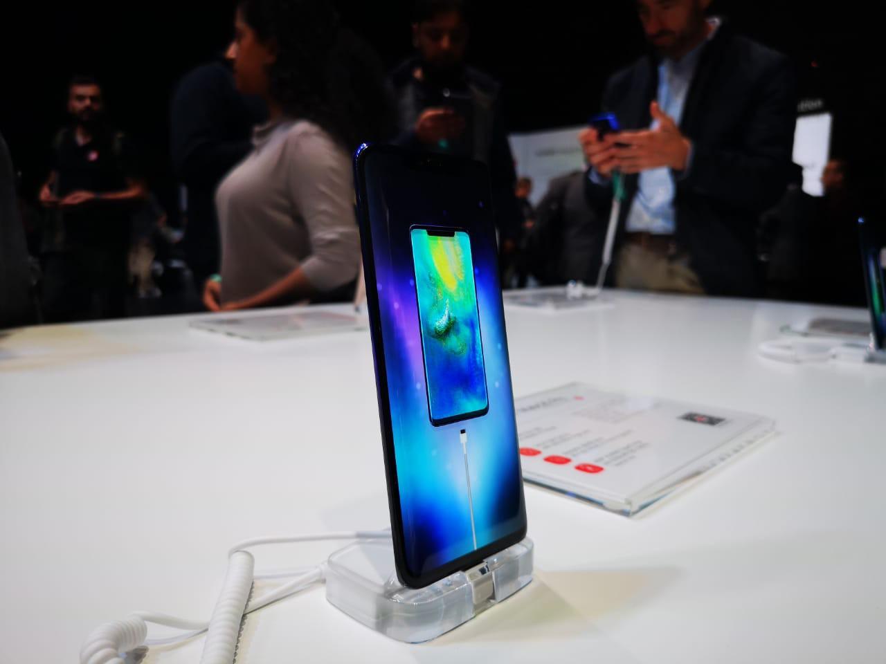 El Mate 20 de Huawei sale a la luz y otros 6 clics tecnológicos