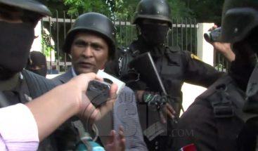 Por segunda vez recusan jueza conoce coerción a Pascual Cabrera