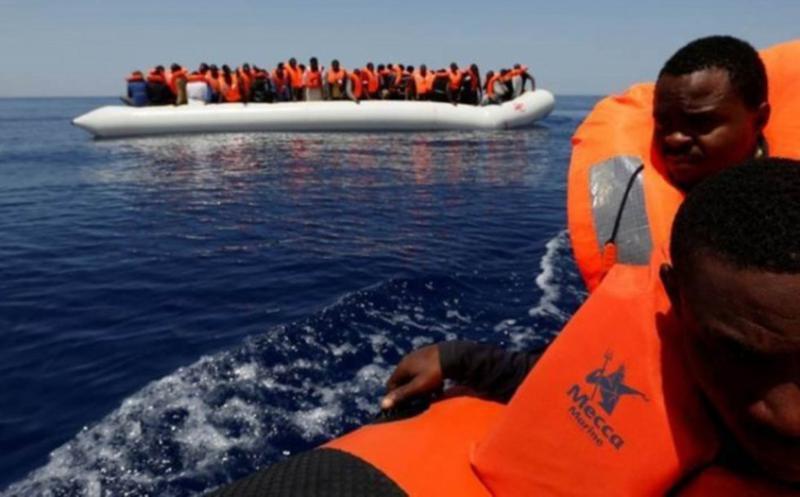 Desaparecen más de 70 personas al naufragar embarcación en Guinea Bisáu