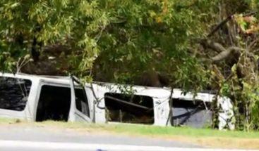 Veinte personas mueren en un accidente de limusina en Nueva York