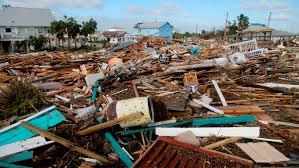 Asciende a 11 número de víctimas causadas por tormenta Michael en EEUU
