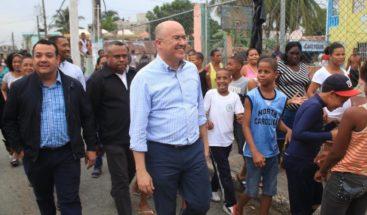 Domínguez Brito: Crearé oportunidades para que juventud se quede en RD