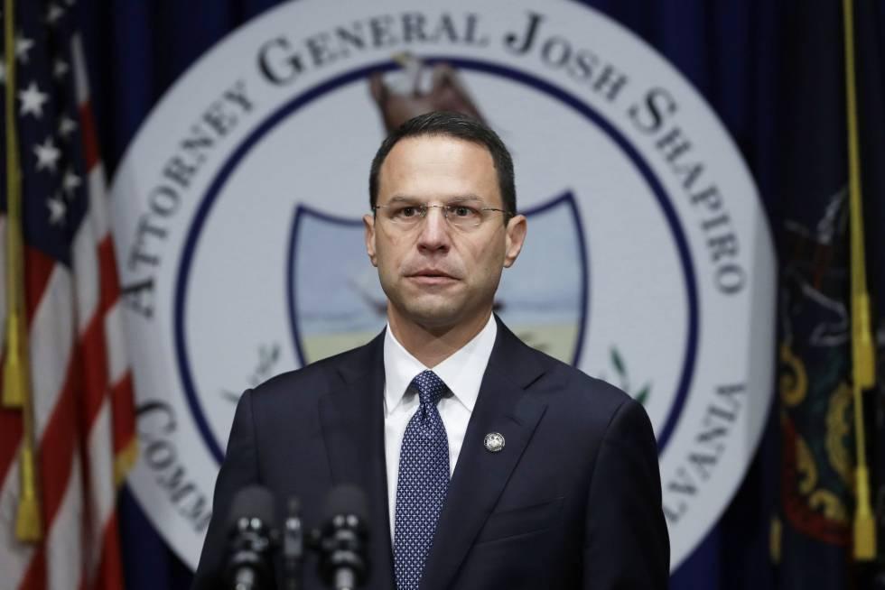 Justicia EE UU investiga al clero de Pensilvania por los abusos a niños