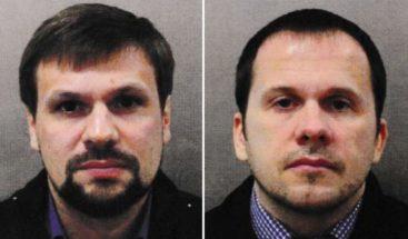 Identifican a segundo sospechoso del envenenamiento del exespía Skripal