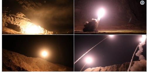 Militares iraníes atacan autores intelectuales del atentado en Ahvaz