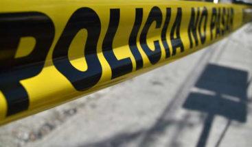 Hombre que era perseguido por la PN se suicida en Maimón