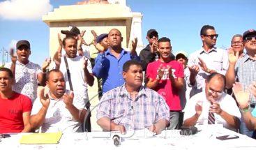 Llaman al diálogo a organizadores de paro regional convocado en el Cibao