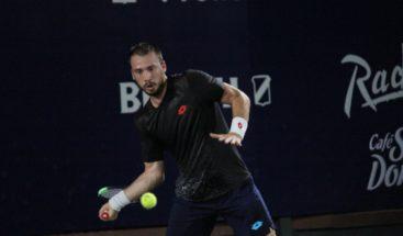Krstin derrota al dominicano Cid en primera ronda del Santo Domingo Open