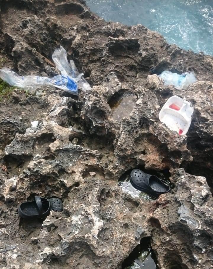 PN investiga caso de hombre se habría lanzado al Mar Caribe