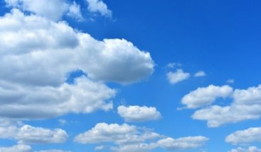 Pronostican cielo soleado y disminución de aguaceros para este viernes
