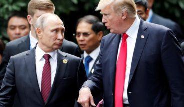 Imputan primera persona por interferencia rusa en elecciones EE.UU. 2018
