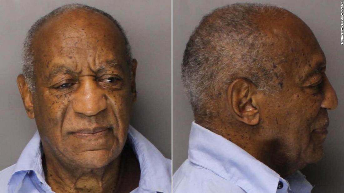 La vida en prisión de Bill Cosby