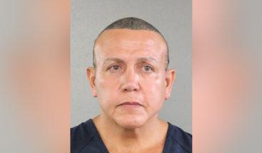 Sospechoso de envío paquetes en EE.UU. afronta 48 años de prisión