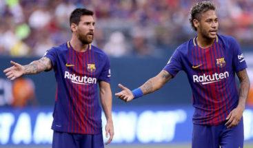 Neymar ya es el Messi de París