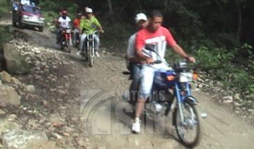 Exigen construcción de camino vecinal en San Juan de la Maguana