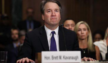 Casa Blanca minimiza burlas de Trump a la mujer que acusó a Kavanaugh