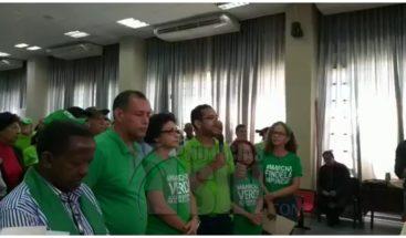 Marcha Verde convoca a firmar Compromiso por el Fin de la Impunidad