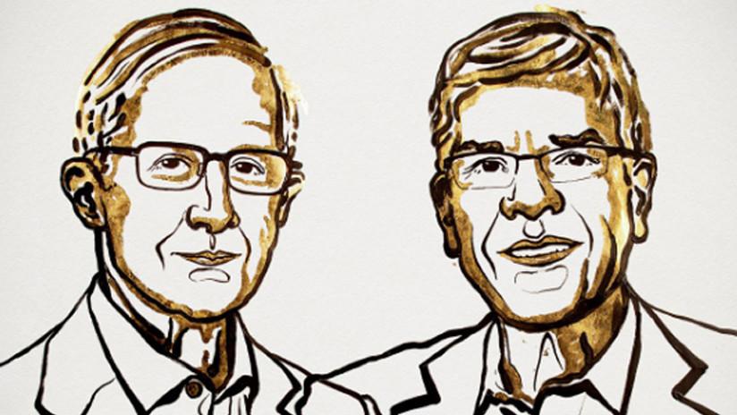 William D. Nordhaus y Paul M. Romer, ganadores del Nobel de Economía