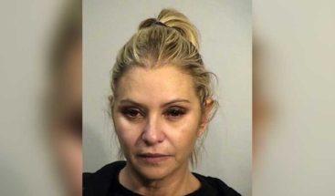 Arrestan en EE.UU. actriz mexicana acusada de robar ropa en una tienda