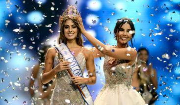 Miss Colombia humilla candidata española a Miss Universo por transexual