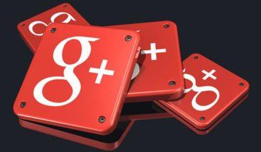 Google cierra Google+ por error de seguridad medio millón de cuentas