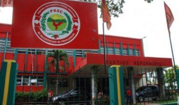 PRSC expresa preocupación por montaje elecciones