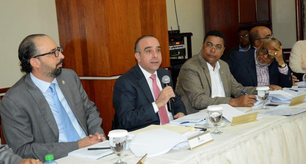 Comisión Bicameral continua estudio proyecto Ley de Régimen Electoral