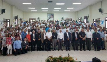 Realizan XXXVI Encuentro Nacional de Pastoral