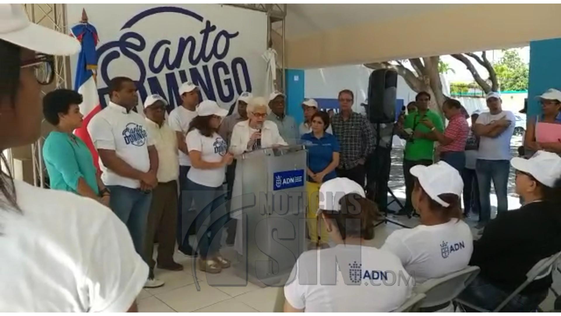 Alcaldía DN inicia Jornada de Orientación Ciudadana en Los Prados