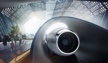 Desarrollan en España cápsula de un proyecto del futuro tren
